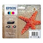 Epson 603 (Svart/Cyan/Magenta/Gul)