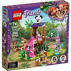 LEGO Friends 41422 Panda Pandornas Djungelträdkoja