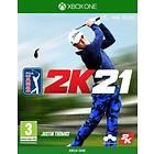 PGA Tour 2K21 (Xbox One   Series X/S)