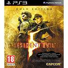 Resident Evil 5 - Gold Edition (PS3)