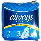 Always Classic Night Wings (8-pack)