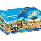 Playmobil Family Fun 70346 Zoo Vet with Medical Cart