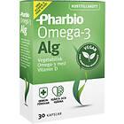 Pharbio Omega-3 Alg 30 Kapslar