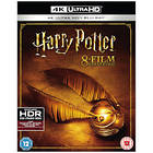 Harry Potter - Complete 8-film Collection (UHD+DVD) (UK)