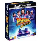 Back to the Future: The Ultimate Trilogy (UHD+BD) (Sverige (SE))