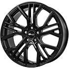 Brock Wheels B41 Shiny Black 8.5x19 5/112 ET20 CB66.6