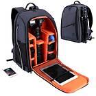 Puluz Waterproof DSLR Backpack 26L