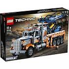 LEGO Technic 42128 Le camion de remorquage lourd