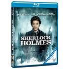Sherlock Holmes (2009) (BD+DVD+DC) (UK)