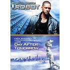 I, Robot + Day After Tomorrow