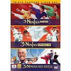 3 Ninjas Kick Back 1-3 - Box