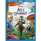 Alice I Underlandet (2010) (BD+DVD+DC)