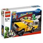 LEGO Toy Story 7598 Räddade av Pizza Planet-bilen
