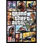 Bild på Grand Theft Auto V (PC) från Prisjakt.nu
