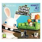 Microsoft Xbox 360 Slim 4GB (ml. Kinect)