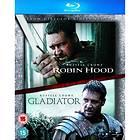 Robin Hood + Gladiator (UK)