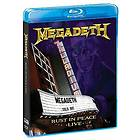 Megadeth: Rust in Peace - Live (US)