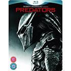 Predators - SteelBook (BD+DVD+DC) (UK)