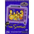 The Simpsons - Complete Season 4 (AU)