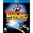 Back to the Future - 25th Anniversary Trilogy (UK)