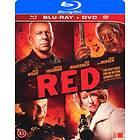 Red (2010) (BD+DVD)