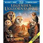 Legenden Om Ugglornas Rike