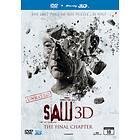 Saw 3D (BD+DVD)