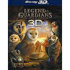 Legend of the Guardians: The Owls of Ga'hoole (3D) (US)