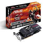 Asus Radeon EAH6870 DC/2DI2S/1GD5 1GB