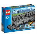 LEGO City 7499 Flexible and Straight Tracks