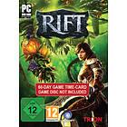 Rift - 60 Days Time Card