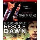 American Psycho + Rescue Dawn