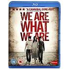 We Are What We Are (UK)