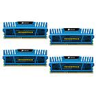 Corsair XMS3 Vengeance Blue DDR3 1600MHz 4x4GB (CMZ16GX3M4A1600C9B)