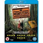 Monsters (2010) (UK)