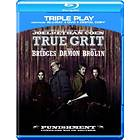True Grit (2010) (BD+DVD+DC) (UK)