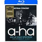 A-ha: Ending on a High Note