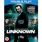 Unknown (2011) (BD+DVD) (UK)