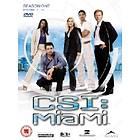 CSI: Miami - Season One: Episodes 1.1-1.12 (UK)