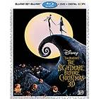 The Nightmare Before Christmas (3D) (US)