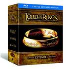 The Lord of the Rings Trilogy - Extended Edition (15-Disc) (UK)