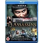13 Assassins (2010) (UK)