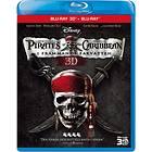 Pirates of the Caribbean: I Främmande Farvatten (3D)