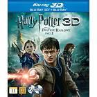 Harry Potter Och Dödsrelikerna - Del 2 (3D)