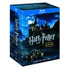 Harry Potter: The Complete 8 Film Collection