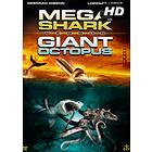 Mega Shark Vs Giant Octopus (HD)
