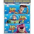 Toy Story - Trilogy (3D) (US)
