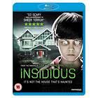 Insidious (2010) (UK)
