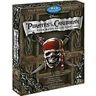 Pirates of the Caribbean 1-4 (UK)