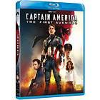Captain America: The First Avenger (BD+DVD)